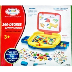 First Classroom 360 degree Learning Activity Center