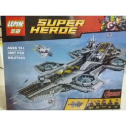 LXXXN 07043 Ironman Shield Helicarrier