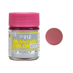 Mr Hobby Mr Metallic Color GX2012 Metal Peach